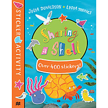 Buy Sharing a Shell Children's Book Online at johnlewis.com