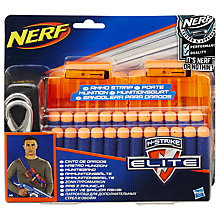 Buy Nerf N-Strike Elite Bandolier Kit Online at johnlewis.com