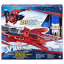 Buy Spider-Man Super Web Slinger Online at johnlewis.com