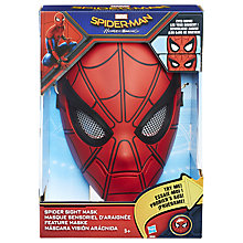 Buy Spider-Man Spider Sight Mask Online at johnlewis.com