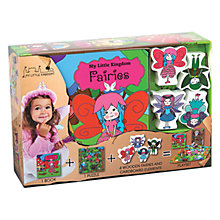 Buy My Little Kingdom Fairies Box Set Online at johnlewis.com