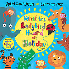 Buy What The Ladybird Heard On Holiday Children's Book Online at johnlewis.com