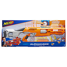 Buy Nerf N-Strike Elite AccuStrike Series AlphaHawk Blaster Online at johnlewis.com