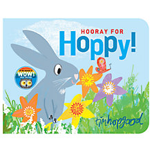 Buy Hooray For Hoppy! Children's Book Online at johnlewis.com
