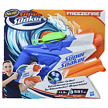 Buy Nerf Super Soaker Freezefire 2.0 Blaster Online at johnlewis.com