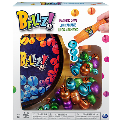 Image of Bellz! Magnetic Game
