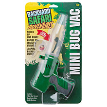 Buy Backyard Safari Mini Bug Vac Online at johnlewis.com
