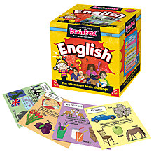 Buy BrainBox English Game Online at johnlewis.com