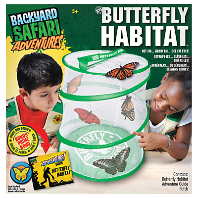 Image of Backyard Safari Adventures Butterfly Habitat