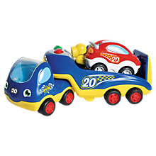 Buy WOW Toys Roccos Big Race Online at johnlewis.com
