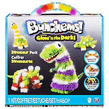 Buy Bunchems Glow in the Dark Pack, Assorted Online at johnlewis.com