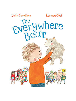 Buy The Everywhere Bear Children's Book Online at johnlewis.com