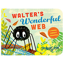 Buy Walter's Wonderful Web Children's Book Online at johnlewis.com