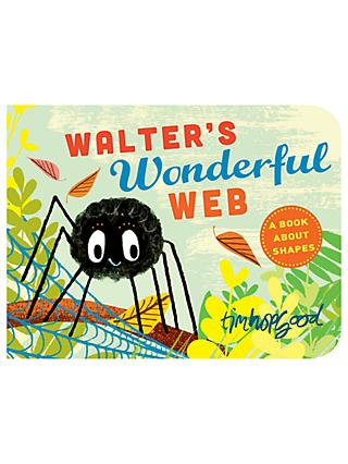 Walter's Wonderful Web Children's Book
