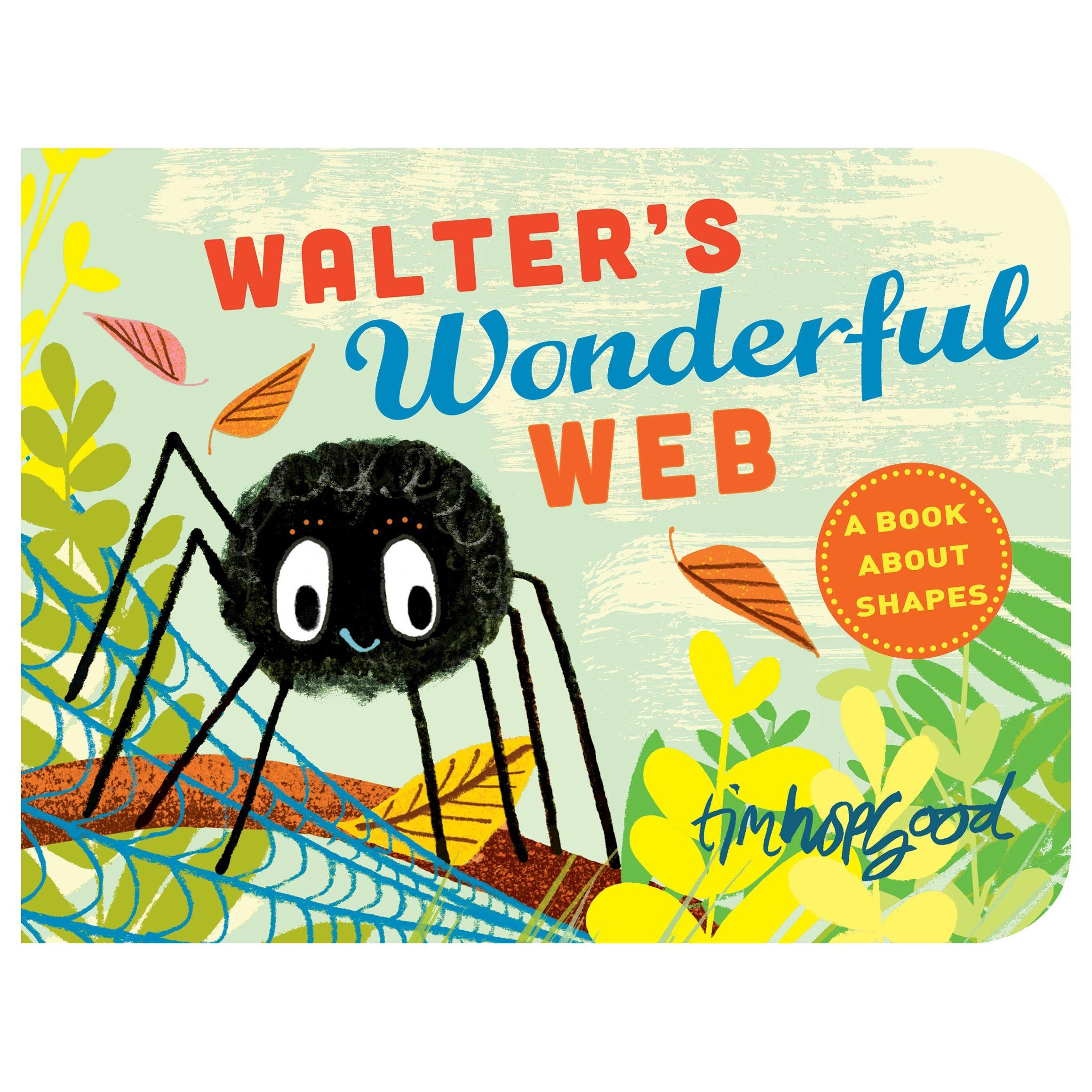 Macmillan Walter's Wonderful Web Children's Book