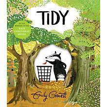 Buy Tidy Children's Book Online at johnlewis.com