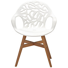 Buy John Lewis Oslo Dining Chair, FSC-Certified (Eucalyptus), Set of 2, Natural Online at johnlewis.com