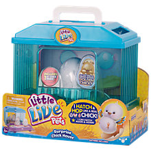 Buy Little Live Pets Surprise Chick House Online at johnlewis.com