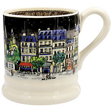 Buy Emma Bridgewater Cities Of Dreams Paris Half Pint Mug, Multi, 284ml Online at johnlewis.com