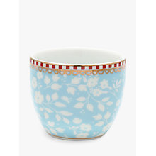 Buy PiP Studio Floral 2.0 Egg Cup Online at johnlewis.com