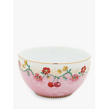 Buy PiP Studio Floral 2.0 Cherry Bowl, 12cm Online at johnlewis.com