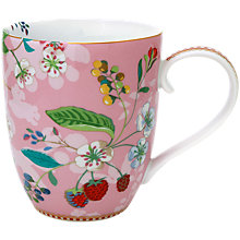 Buy PiP Studio Floral 2.0 Extra Large Hummingbird Mug, 450ml Online at johnlewis.com