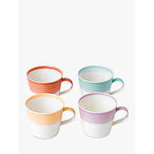 Buy Royal Doulton 1815 Small Mugs, Set of 4 Online at johnlewis.com