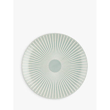 Buy John Lewis Puritan Radial Side Plate, Dia.21.2cm Online at johnlewis.com