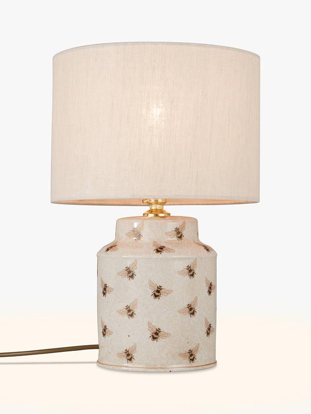 India Jane Bee Canister Jar Ceramic, John Lewis Table Lamps India Jane
