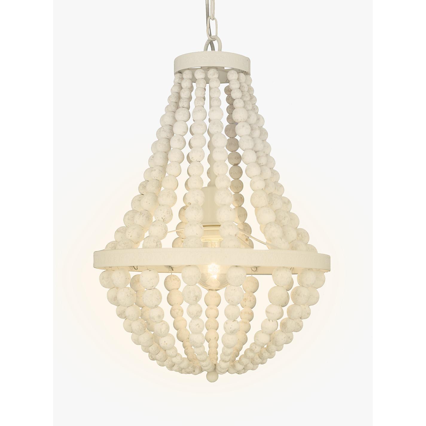 John Lewis Lottie Ceiling Light White Online At Johnlewis