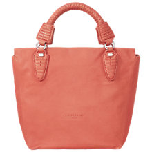 Buy Liebeskind Kobe S7 Leather Grab Bag Online at johnlewis.com