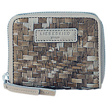 Buy Liebeskind Dot S7 Leather Weave Coin Purse Online at johnlewis.com