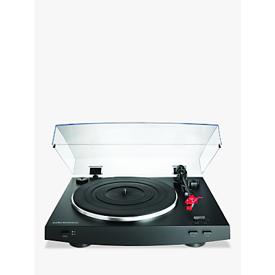 Image of Audio-Technica AT-LP3 Turntable, Black