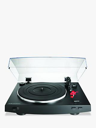 Audio-Technica AT-LP3 Turntable, Black