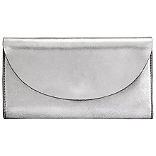 Buy Kin by John Lewis Lisa Leather Foldover Purse Online at johnlewis.com