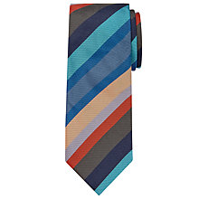 Buy Paul Smith Made in Italy Silk Stripe Tie Online at johnlewis.com