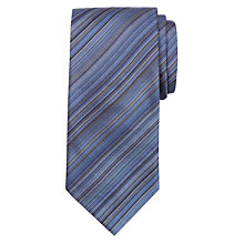 Buy Paul Smith Signature Stripe Silk Tie Online at johnlewis.com