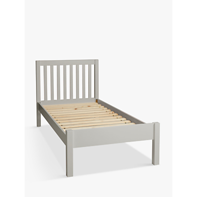 John Lewis Wilton Child Compliant Bed Frame, Single