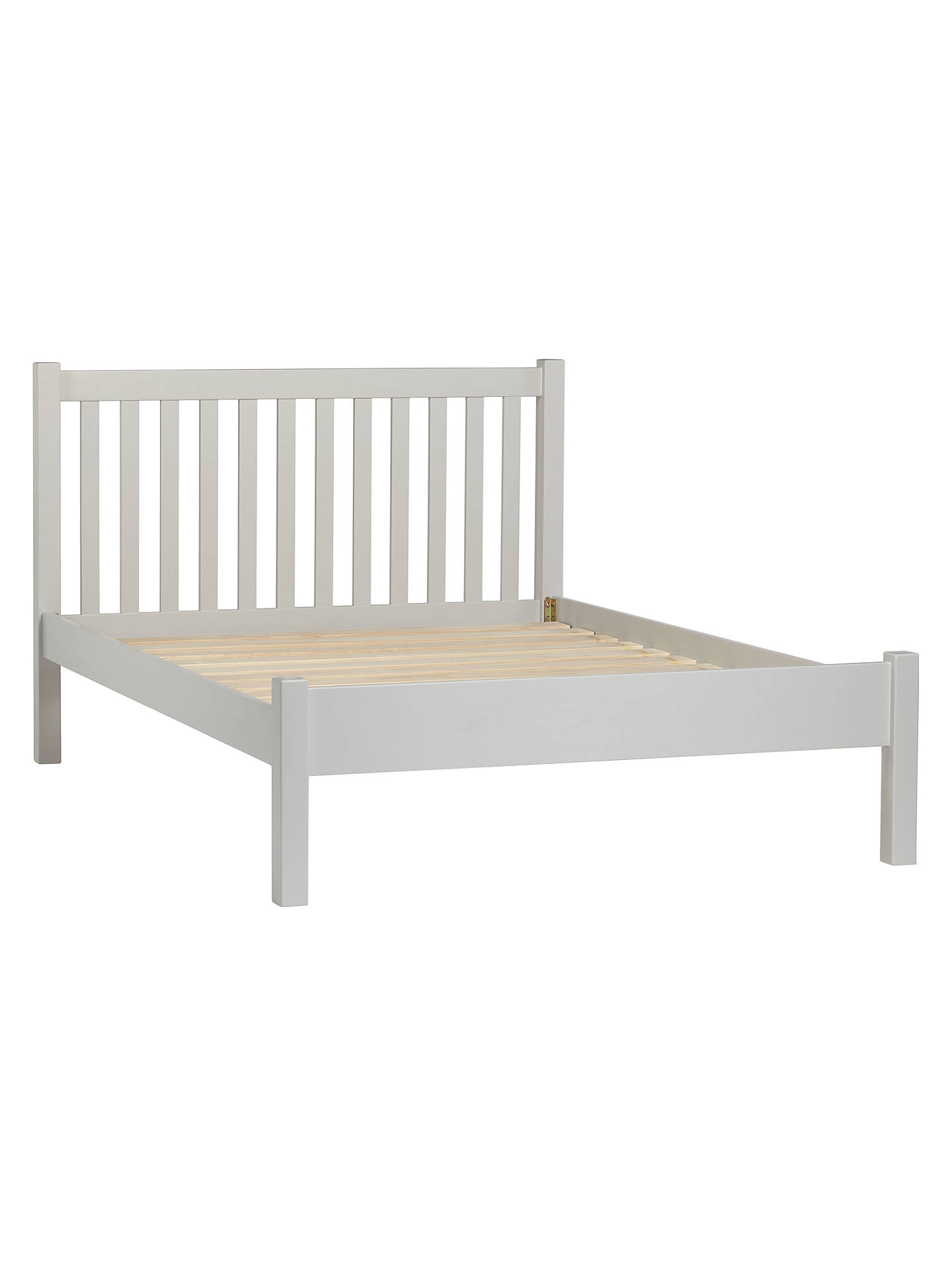 Incredible John Lewis Partners Wilton Bed Frame Double Grey Onthecornerstone Fun Painted Chair Ideas Images Onthecornerstoneorg