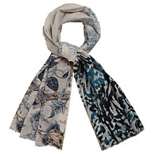 Buy Gerard Darel Frescia Scarf, Multi Online at johnlewis.com