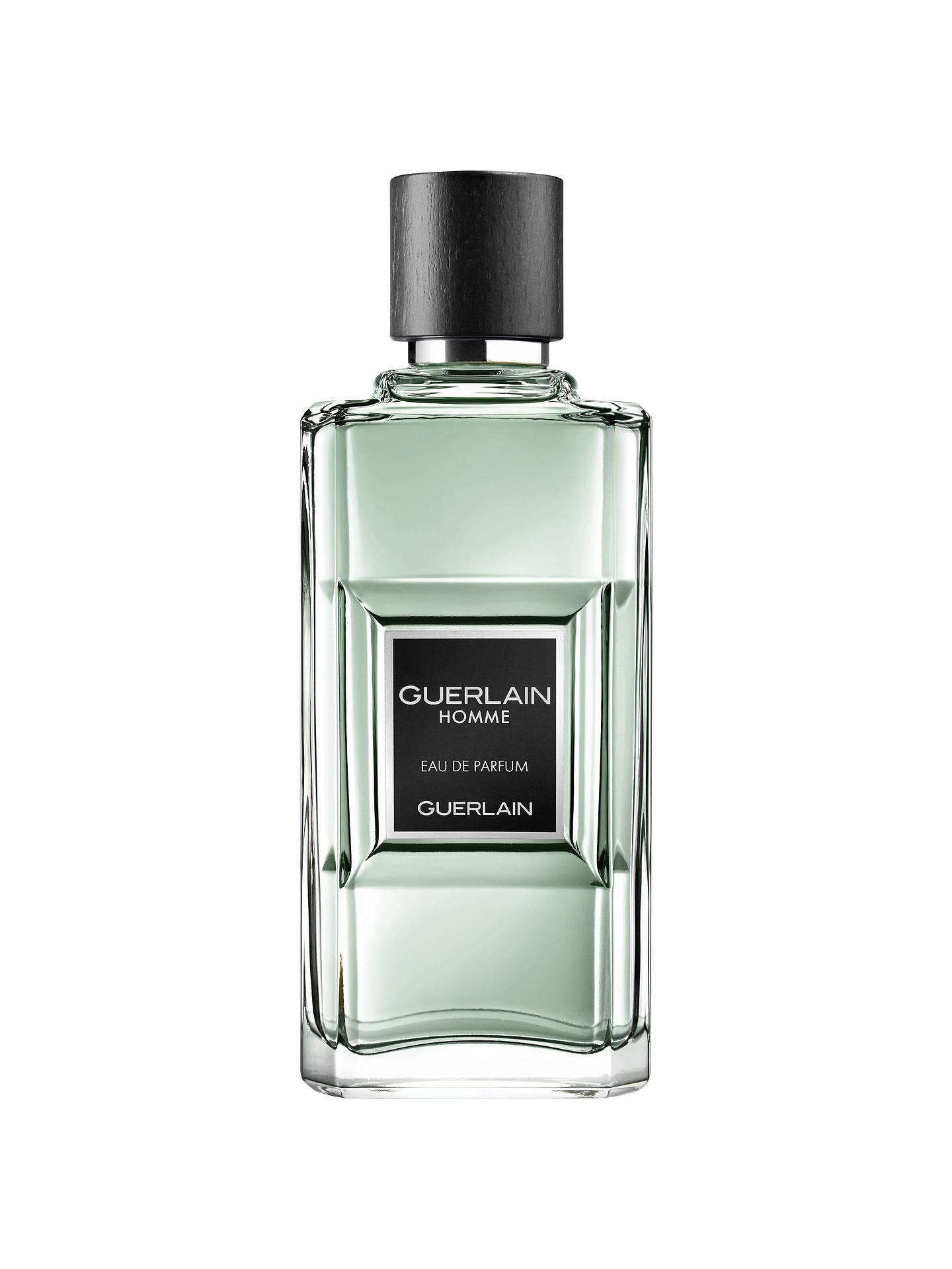 Guerlain Homme Eau De Parfum At John Lewis Partners