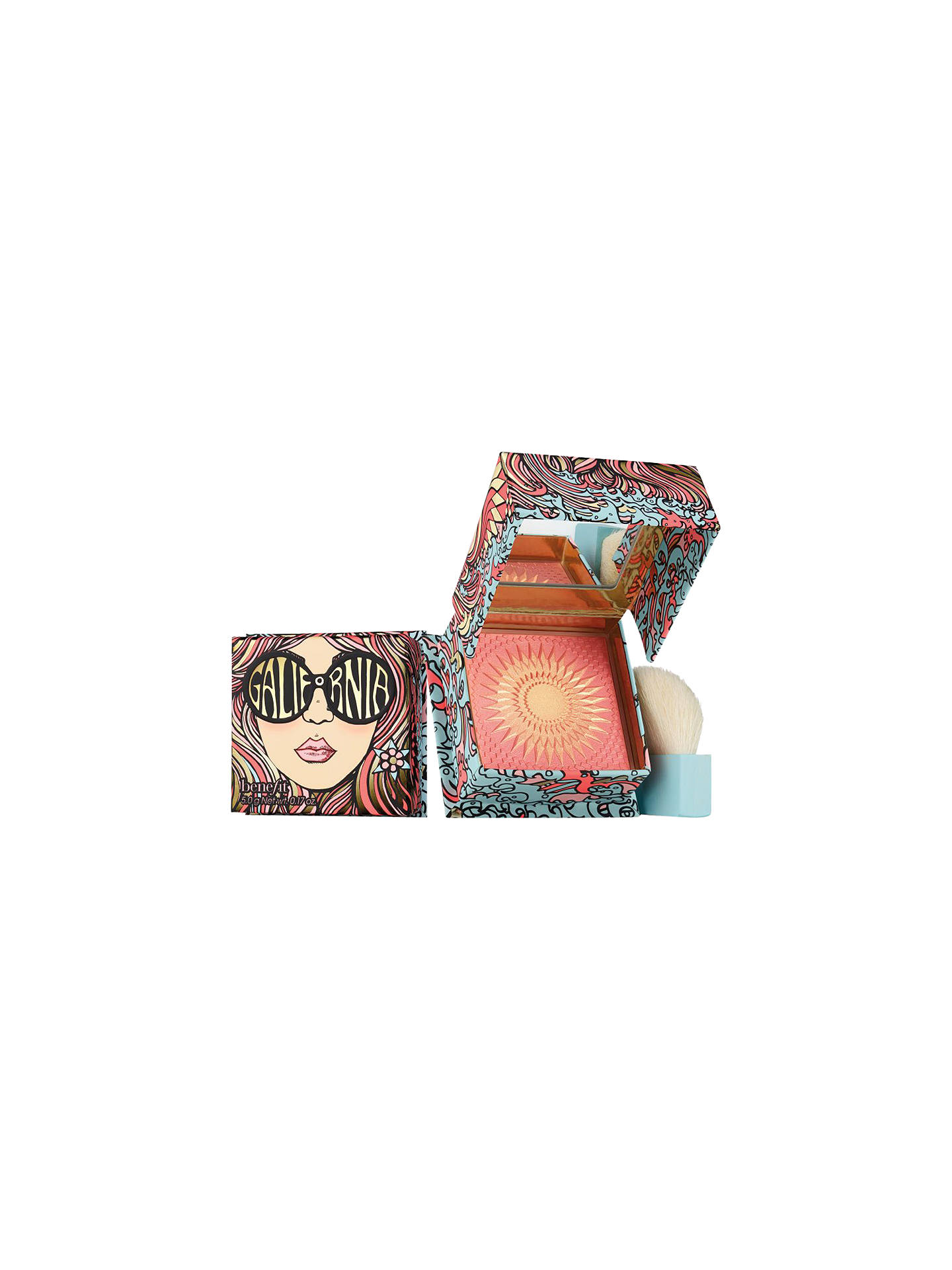 Buy Benefit Galifornia Blusher Online at johnlewis.com
