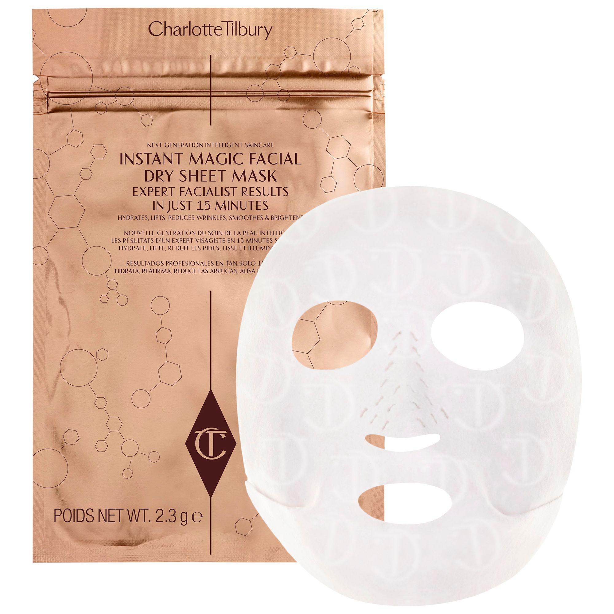 Charlotte Tilbury Charlotte Tilbury Instant Magic Facial Dry Sheet Mask, x 1