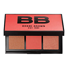 Buy Bobbi Brown Cheek Glow Palette, Guava Online at johnlewis.com