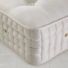 Buy John Lewis Natural Collection Goat Angora 12000 Pocket Spring Mattress, Firm, Single Online at johnlewis.com