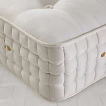 Buy John Lewis Natural Collection Yorkshire Wool 8000 Pocket Spring Mattress, Firm, Single Online at johnlewis.com