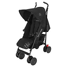 Buy Maclaren Techno XT Stroller, Black Online at johnlewis.com