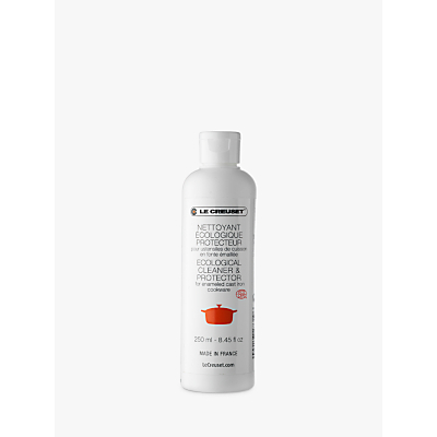 Image of Le Creuset Ecological Cast Iron Cleaner & Protector, 250ml