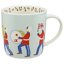 Buy Cath Kidston Marching Band Mug in Gift Box, Multi, 475ml Online at johnlewis.com