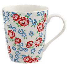 Buy Cath Kidston Porchester Ditsy Stanley Mug, Multi, 475ml Online at johnlewis.com